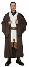 Dark Brown Jedi Robe + Tunic Compatible with an Obi Wan Kenobi Costume - Quality