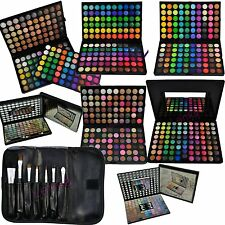 88 96 120 180 Lidschatten Palette Pinsel Set Kosmetik Make UP Lidschattenpalette