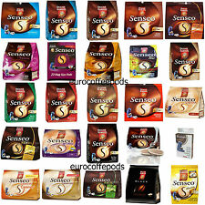 Douwe Egberts Senseo Coffee Pods / Pads - 43  Flavours To Choose From