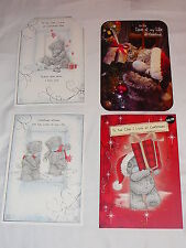 LOVE OF MY LIFE ONE I LOVE SOMEONE SPECIAL CHRISTMAS CARD  ME TO YOU TATTY TEDDY