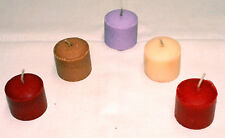 Scented Votive Candles 1-Dozen~5-Different Scents~You Choose~WOW~WHAT A DEAL