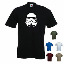 'Storm Trooper' - Star Wars Empire Strikes Back Jedi mens T-shirt