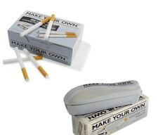 500/1000/2000 RIZLA KING SIZE FILTER TUBES CONCEPT ROLL YOUR OWN CIGARETTE TUBE