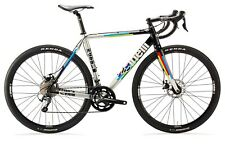 Bici CICLOCROSS CINELLI ZYDECO SHE'S A RAINBOW TIAGRA - 2017 - Consegna 15-01-17