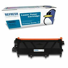 REFRESH CARTRIDGES TN2220 / TN2210 XL MONO LASER TONER COMPATIBLE WITH BROTHER