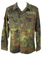 Genuine German Army Bundeswehr Flecktarn Flektarn Camo Shirt
