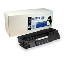 REMANUFACTURED HP LASERJET Q7553A / 53A BLACK MONO LASER PRINTER TONER CARTRIDGE