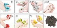 Baby Girl Crib Pram Shoes Sandals Beautiful Flowers for Baby Feet Socks