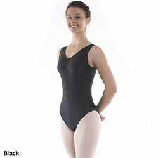 RAD Ballet Dance Leotard Angela Sleeveless Dancewear by Tappers and Pointers