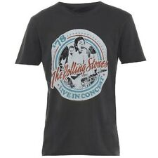 THE ROLLING STONES - TOUR '78 - OFFICIAL AMPLIFIED MENS T SHIRT