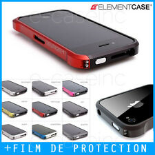 Bumper Coque Case Cover Aluminium Metal VAPOR / Deff Draco Cleave iPhone 4 & 4S