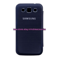 ACM-SAMSUNG GRAND WIN QUATTRO i8552 PREMIUM LEATHER & METAL ALUMINUM FLIP COVER