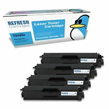 REMANUFACTURED NON GENUINE TN325 TN-325 TONER CARTRIDGES FOR BROTHER PRINTERS