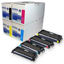 REMANUFACTURED DELL 593-10170/71/72/73 HIGH YIELD COLOUR LASER TONER CARTRIDGES