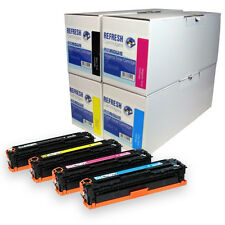 REMANUFACTURED HP 125A / CB540A CB541A CB542A CB543A LASER TONER CARTRIDGES