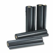 PC-74RF BROTHER COMPATIBLE 4 PACK FAX ROLLS / UK SELLER / FAST DELIVERY (PC74RF)