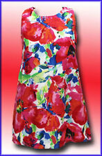 Bnwot NEXT Pretty Girls Butterfly Floral Dress 2-3-4-5-6-7 Yrs
