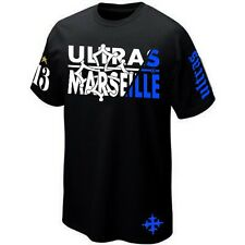 T-Shirt  ULTRAS MARSEILLE® - Maillot o Supporter m