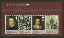2010 Miniature Sheet Issues of Great Britain each Sold Separately Mint nh