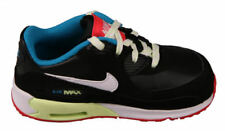 NIKE AIR MAX 90, TRAINERS, SHOES, LITTLE BOYS, UK 3.5 to 6.5 BLACK