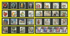 1987 All Commemorative Issues of Great Britain each Sold Separately Mint nh