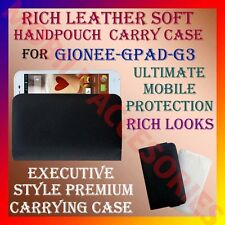 ACM-RICH LEATHER SOFT CARRY CASE for GIONEE GPAD G3 MOBILE HANDPOUCH COVER CASE