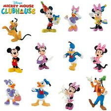 BULLYLAND DISNEY MICKEY MOUSE CLUBHOUSE FIGURES - Choice of 16 different figures