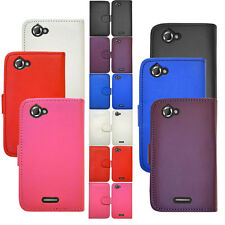 6 Colour New Flip Wallet Phone Case Cover For Samsung Galaxy S3 SIII Mini i8190
