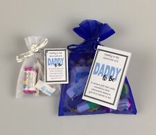 * Daddy to be Survival Kit Novelty Keepsake Gift - Personalised Option