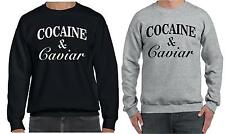 COCAINE AND CAVIAR C&C YMCMB OBEY JUMPER SWEATSHIRT MENS ALL SIZES !!!!