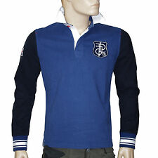 PEPE JEANS polo ENGLAND bleu homme taille L