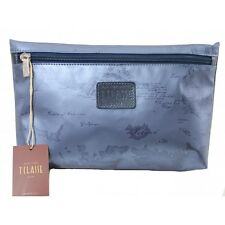 Pochette Beauty Alviero Martini Prima Classe Overlight, avion. MADE IN ITALY