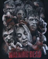 """AMC's The Walking Dead """"Zombie Horde"""" T-Shirt  Officially Licensed Tee"""