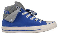 CONVERSE, MENS TRAINERS, SHOES, CT PC PEEL BACK MID SUEDE, UK 8.5 to 9 BLUE