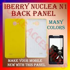 ACM-HIGH QUALITY BACK BATTERY BODY DOOR PANEL for IBERRY AUXUS NUCLEA N1 COVER