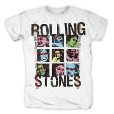 THE ROLLING STONES - SOME GIRLS (GRID) - OFFICIAL MENS T SHIRT