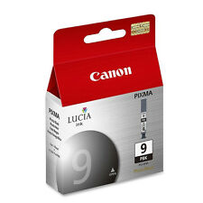 GENUINE CANON PIXMA PGI-9PBK PHOTO BLACK INK TANK / PRINTER INK CARTRIDGE