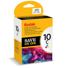 GENUINE ORIGINAL KODAK 10 COLOUR INK CARTRIDGE FOR EASYSHARE ESP HERO PRINTERS