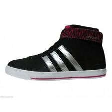 Adidas Bbneo Daily Twist Mid Sneakers Donna Alte Nero