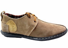 AMBLIN BRANDED  CASUAL SHOE IN CAMEL COLOUR MRP 1499 40% DISCOUNT 899
