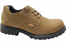 LEE COOPER BRANDED  SHOE IN CAMEL COLOUR  WASHABLE /DURABLE COMFORTABLE SHOE