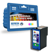 REMANUFACTURED DELL COLOUR HIGH CAPACITY SERIES 9 PRINTER INK CARTRIDGE (MK993)