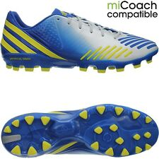 Adidas PREDATOR LZ TRX AG men football boots shoes studs cleats white OP NEW