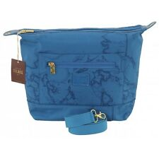 Beauty Borsa Alviero Martini Prima Classe Bag Silk art. 1202478, blu corallo