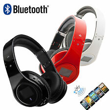 Universal Bluetooth HiFi Headset Auriculares Estéreo Inalámbrico MP3 Player