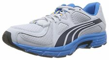 PUMA BRANDED AXIS SPORTS SHOE IN GREY BLUE COLORS MRP 3999 10% DISCOUNT 3599