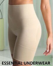 SEAMFREE FIRM CONTROL BODY-SHAPER SLIMMING SHORTS SHAPEWEAR, MEDIUM - XXXL,12-30