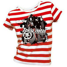 TOKIO HOTEL - BAND PHOTO - OFFICIAL WOMENS T SHIRT