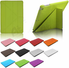 Ultra Thin Slim Smart Case Origami Stand Stylish Versa Cover for All Apple iPad