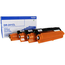 GENUINE BROTHER DR-241CL / DR241CL ORIGINAL LASER PRINTER DRUM UNIT